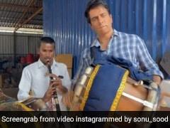 Sonu Sood ने बैंड बजाते हुए वीडियो किया शेयर, बोले- शादियों के लिए तुरंत संपर्क करें