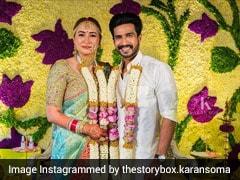 Jwala Gutta Weds Vishnu Vishal: शादी के बंधन में बंधे ज्वाला गुट्टा और विष्णु विशाल, देखें Photo