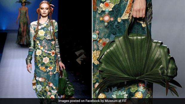 French Designer's Leaf Bag Goes Viral, 'Is There Food Inside?' Asks Twitter