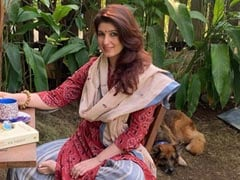 "Twinkle Khanna's Poetic Post: ""A Series Of Todays, All The Same"""