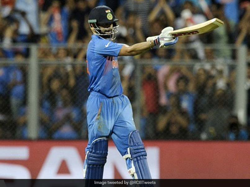 On This Day In 2016, Virat Kohli Was Named Player Of ICC World T20