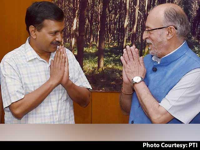 "Video : ""Government Of Delhi"" = ""Lieutenant Governor"": Controversial Law Kicks In"
