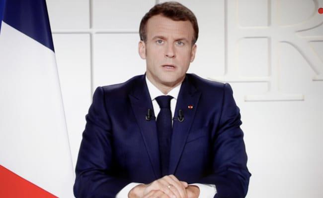 France's Emmanuel Macron Changes Phone Over Pegasus Scandal