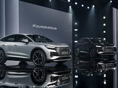 Audi Q4 e-Tron And Q4 Sportback e-Tron Unveiled