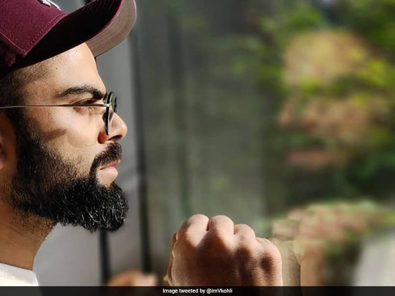 Virat Kohli Poses In Pensive Pic, Says