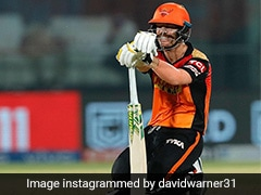 """We Will Never Give Up"": SunRisers Hyderabad Skipper David Warner Shares Emotional Post"