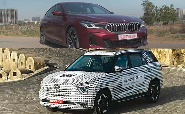 2021 BMW 6GT Review, Hyundai Alcazar Preview
