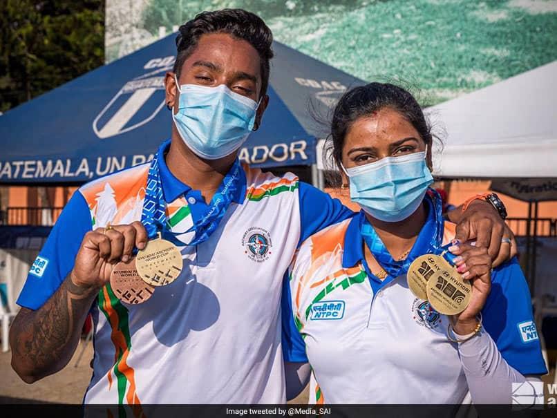 Archery World Cup Stage 1: Deepika Kumari, Atanu Das Win Gold As India Finish With Four Medals