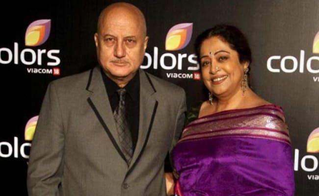 Anupam Kher Shares An Update On Kirron Kher's Health: 'She's Better But Medicines Have Side Effects'