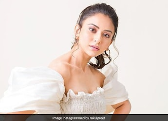 Rakul Preet Singh Reveals Her Post-Workout Drink, Guess What Went Into It