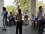 Video : In Lucknow, An Endless Wait For Mourning Families Of Covid Patients