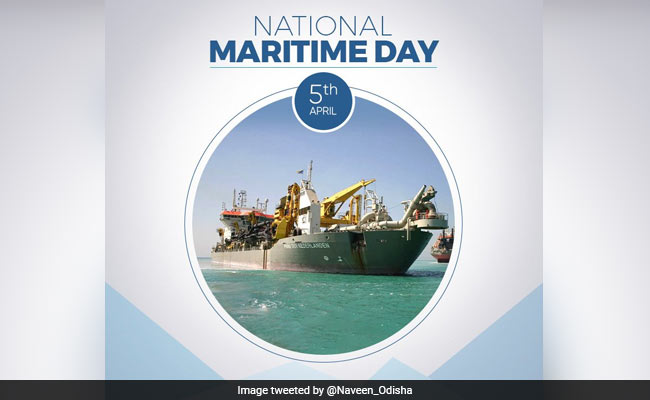 National Maritime Day: Know About The Day Dedicated To Indian Seafarers