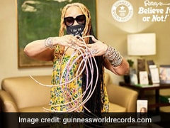 Woman With World's Longest Nails Has Them Cut After Nearly 3 Decades