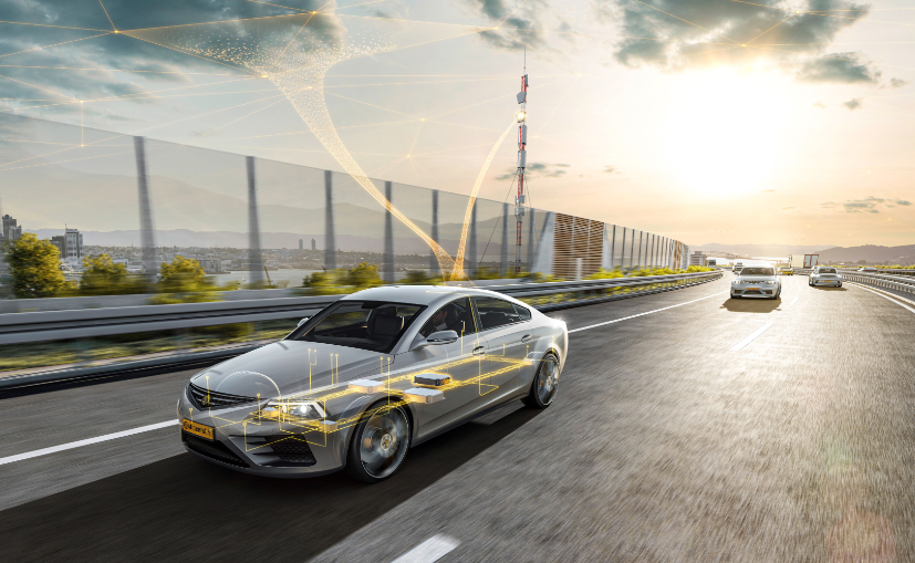 Continental has developed an end-to-end V2X solution integrating 5G