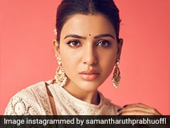 "Samantha Ruth Prabhu's Adorable Pet Is The Comfort You Need When ""Life Gets Weird"""