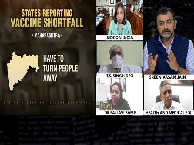Video : Vaccine Stress: Demand Overshoots Supply?