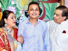 Tina Ambani's Birthday Post For Brother-In-Law Mukesh Ambani