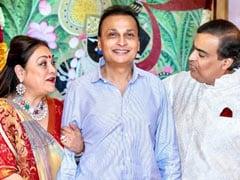 Tina Ambani's Birthday Post For Brother-In-Law Mukesh Ambani