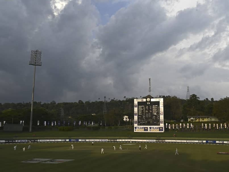 """SL vs BAN: Sri Lanka Punished For """"Below Average"""" Pitch Ahead Of Must-Win Test"""