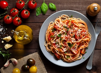 Watch: How To Make Pasta From Scratch (Raw Pasta + Pasta Sauce Recipes)