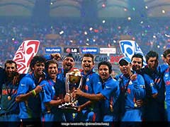 """Moment Of A Lifetime"": Virender Sehwag, Yuvraj Singh Remember India's 2011 World Cup Triumph"