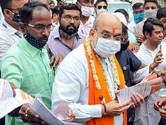 Trinamool Speaking In Different Voices On Leader Under Probe: Amit Shah