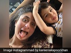 How <i>Tom And Jerry</i> Are Helping Kareena Kapoor Teach Son Taimur About Vaccines