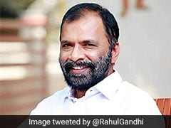 Congress Candidate In Kerala Dies Of Heart Attack