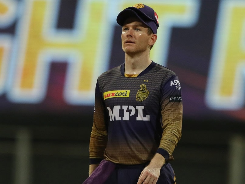 "IPL 2021: KKR ""Lacked Intent Throughout"", Says Eoin Morgan After Rajasthan Royals Defeat"