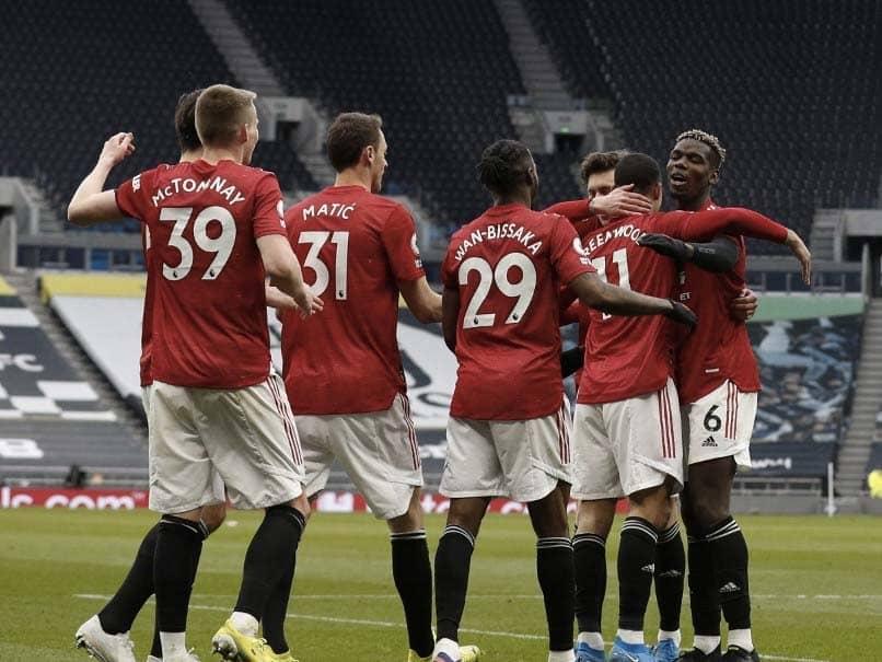 Premier League: Manchester United Battle Back To Gain Revenge On Tottenham Hotspur