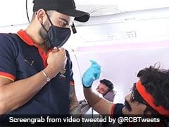 """Just Throw Him From Flight"": Mr Nags' Suggestion Leaves Virat Kohli, RCB Bemused. Watch"