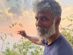 "Milind Soman Is ""Back To Social Distancing In The Wild."" Read His Post"