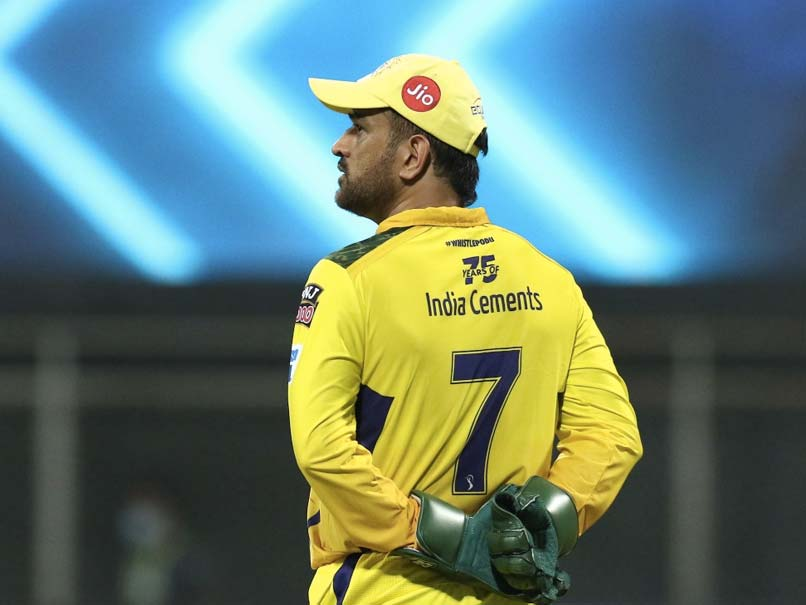 "IPL 2021: What MS Dhoni Said About ""Getting Old And Being Fit"" After CSK Beat RR"