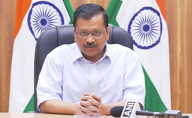 'Widen Vaccine Net To Young People': Arvind Kejriwal Appeals To Centre