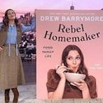 American Actress Drew Barrymore To Release Her Cookbook Soon
