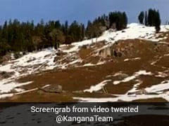 Watch: On Himachal Day, Kangana Ranaut Posts Stunning Video