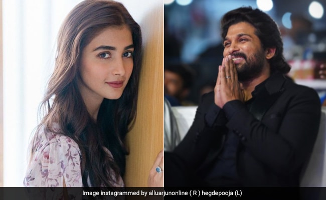 Pooja Hegde's Wishes For Covid-Positive Co-Star Allu Arjun: 'Bantu Seems To Be Giving Amulya Company'