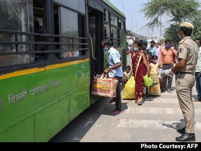 Video : Delhi Announces Strict New Covid Curbs On Restaurants, Theatres, Travel