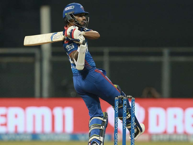 """IPL 2021: """"Conscious Effort From My Side,"""" Says Shikhar Dhawan On Improved Strike Rate"""