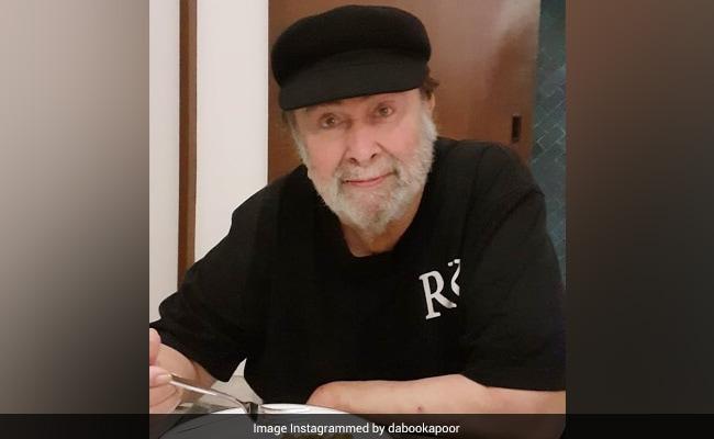 Randhir Kapoor Hospitalised After Testing Positive For COVID-19 - NDTV