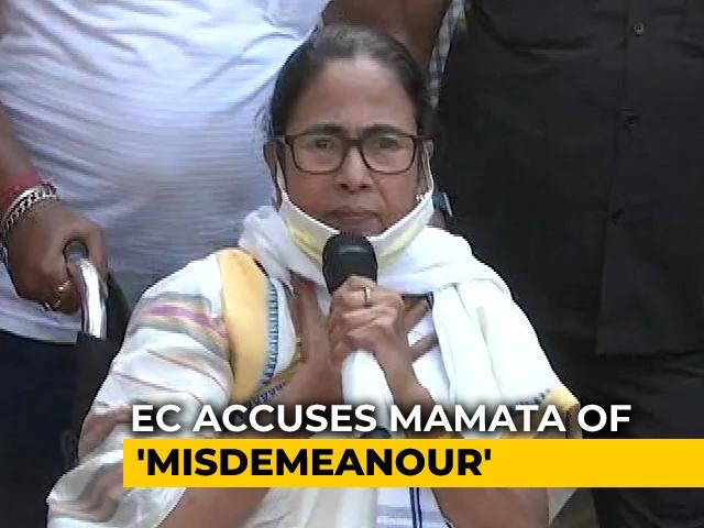 Video : Poll Body Slams Mamata Banerjee Over Nandigram Claims, Warns Of Action