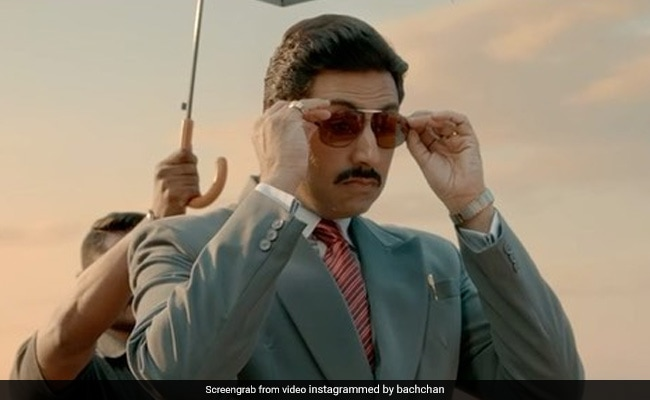 A Twitter User Asked Abhishek Bachchan To Name A Reason He Should Watch The Big Bull, So He Did