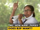 "Video : ""Wrap Up 4 Rounds Of Voting In A Day"": Mamata Banerjee To Election Body"