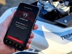 ट्रायम्फ ने आपातकालीन अलर्ट के लिए एसओएस ऐप लॉन्च की