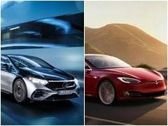 Mercedes-Benz EQS vs Tesla Model S: Specifications Comparison