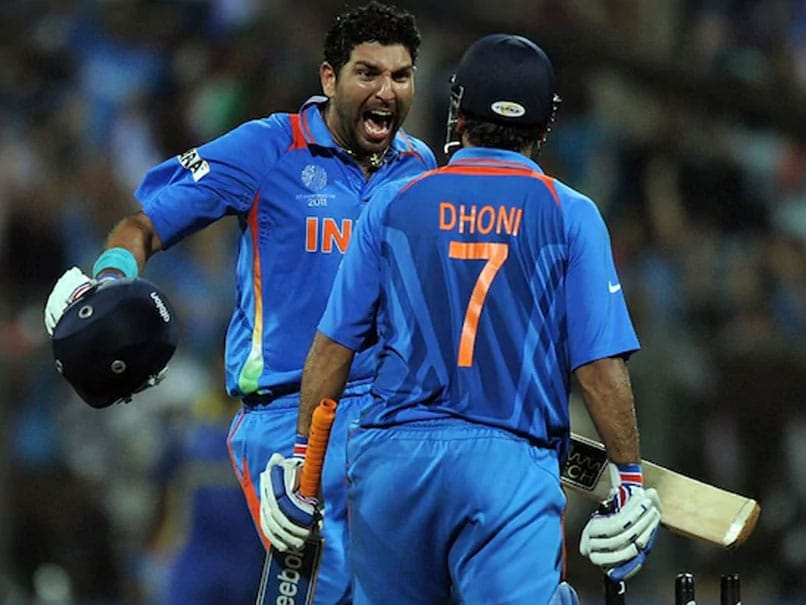On 10th Anniversary Of Indias World Cup Win, Relive The Magical Moments