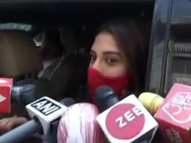 """Video : """"Too Late"""": Trinamool's Nusrat Jahan On Restrictions On Poll Campaigning"""