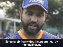 IPL 2021: Mumbai Indians Tell Fans Not To Step Out, Maintain Discipline To Fight COVID-19