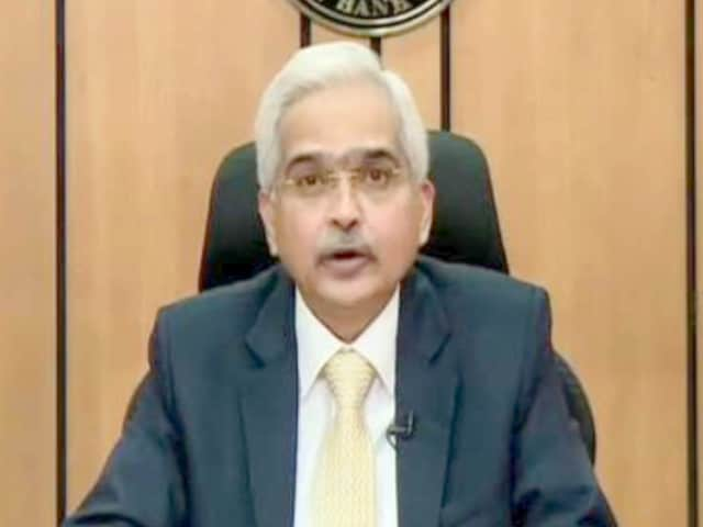 "Video : RBI Keeps Key Rates Unchanged, Says Recovery ""Uncertainty"" Due To Covid"