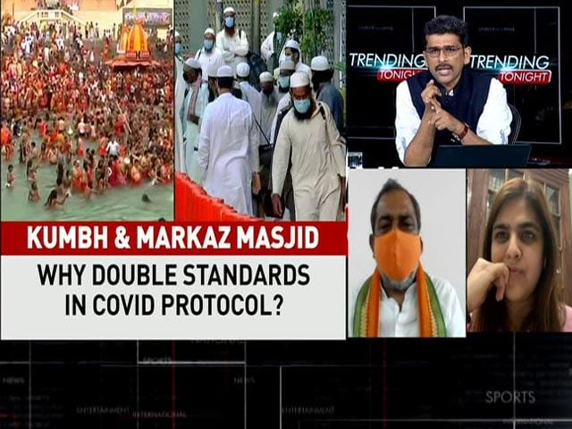 Video : Kumbh And Markaz: Double Standards In Covid Protocols?